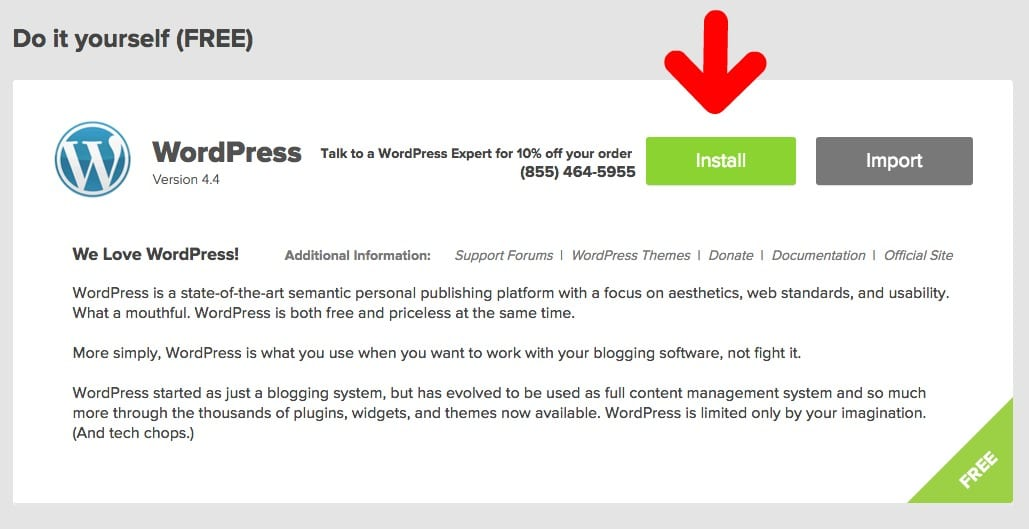 How to install WordPress on Bluehost | MiloTree.com