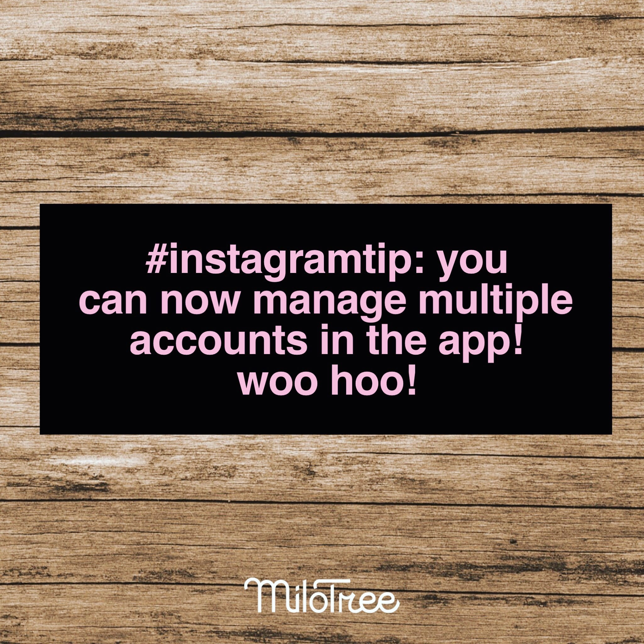 Switch Between Multiple Instagram Accounts In The App