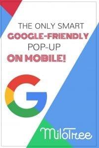 MiloTree Google-Friendly On Mobile | CatchMyParty.com