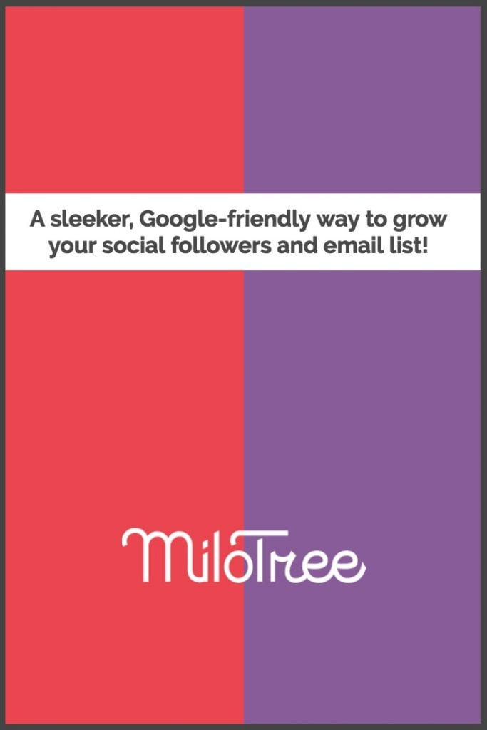 The MiloTree Pop-up is Google Mobile-Friendly Compliant | CatchMyParty.com
