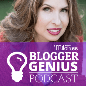 Welcome to The Blogger Genius Podcast | Jillian Leslie | MiloTree