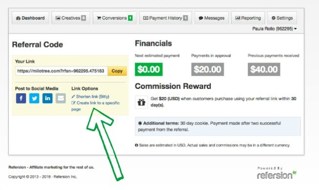 Join the MiloTree Affiliate Program and Start Earning Today
