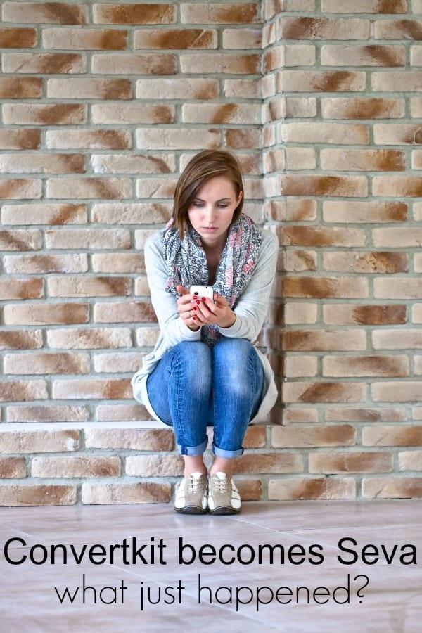 ConvertKit Becomes Seva: What Just Happened? | MiloTree.com