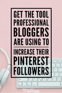 Get More PInterest Followers | MiloTree.com
