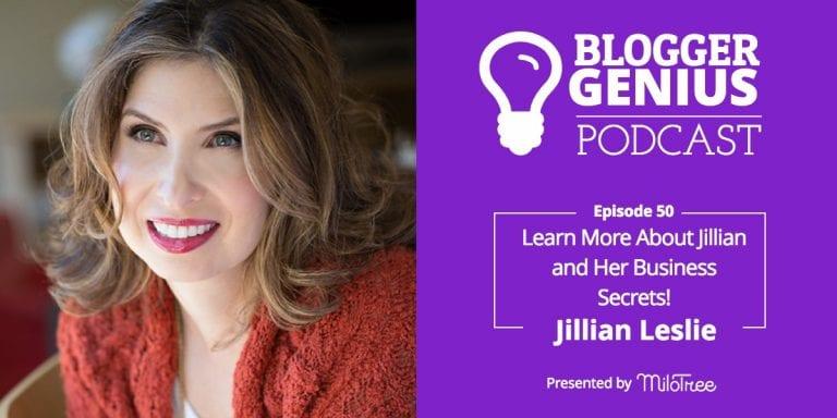 jillian-leslie-the-blogger-genius