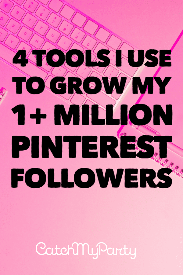 4 Tools I Use to Grow my 1+ Million Pinterest Followers | MiloTree.com