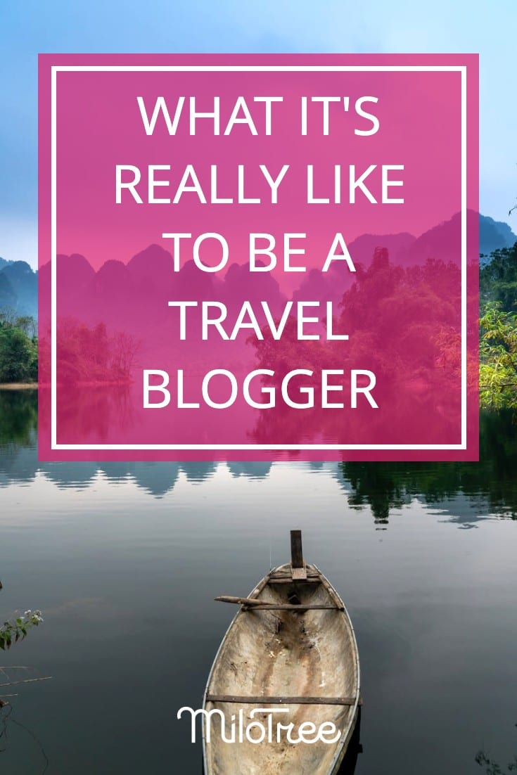 What It's Really Like Being a Travel Blogger with Tammilee Tillison | MiloTree.com