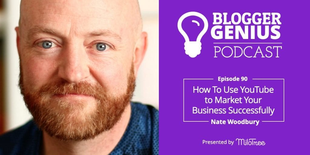 How to Use YouTube to Grow Your Business with Nate Woodbury MIloTree.com