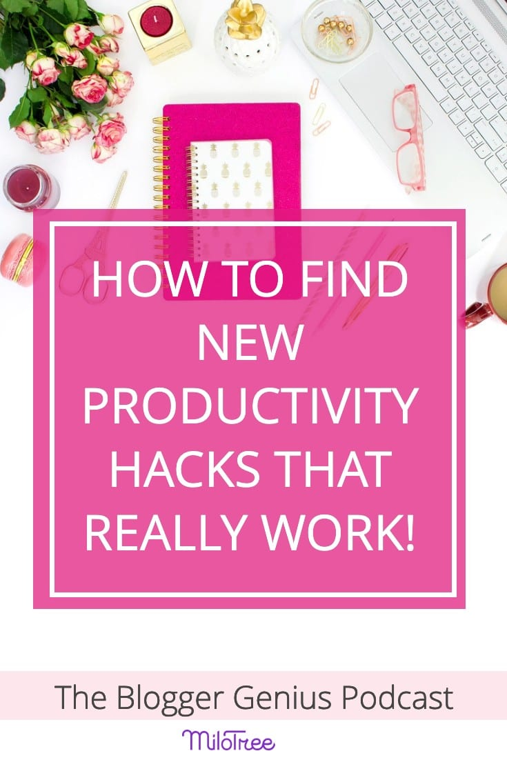 Find New Productivity Hacks that Work for You! | MiloTree.com