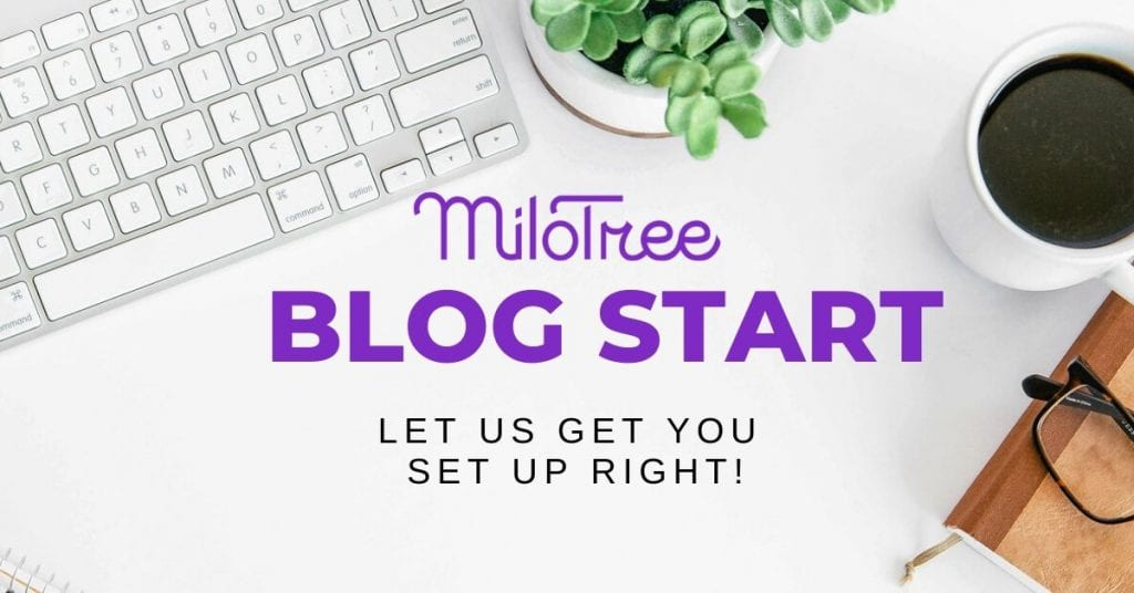 You Need a Blog if You Want to Be a Successful Online Entrepreneur | MiloTree.com