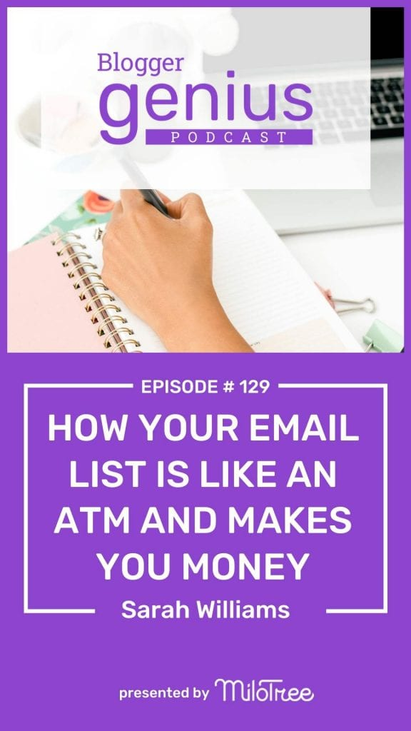 How Your Email List Is Like an ATM and Makes You Money   MiloTree.com