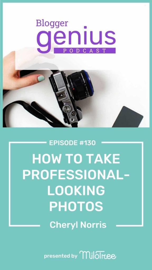 How to Take Photos Like a Pro | MiloTree.com