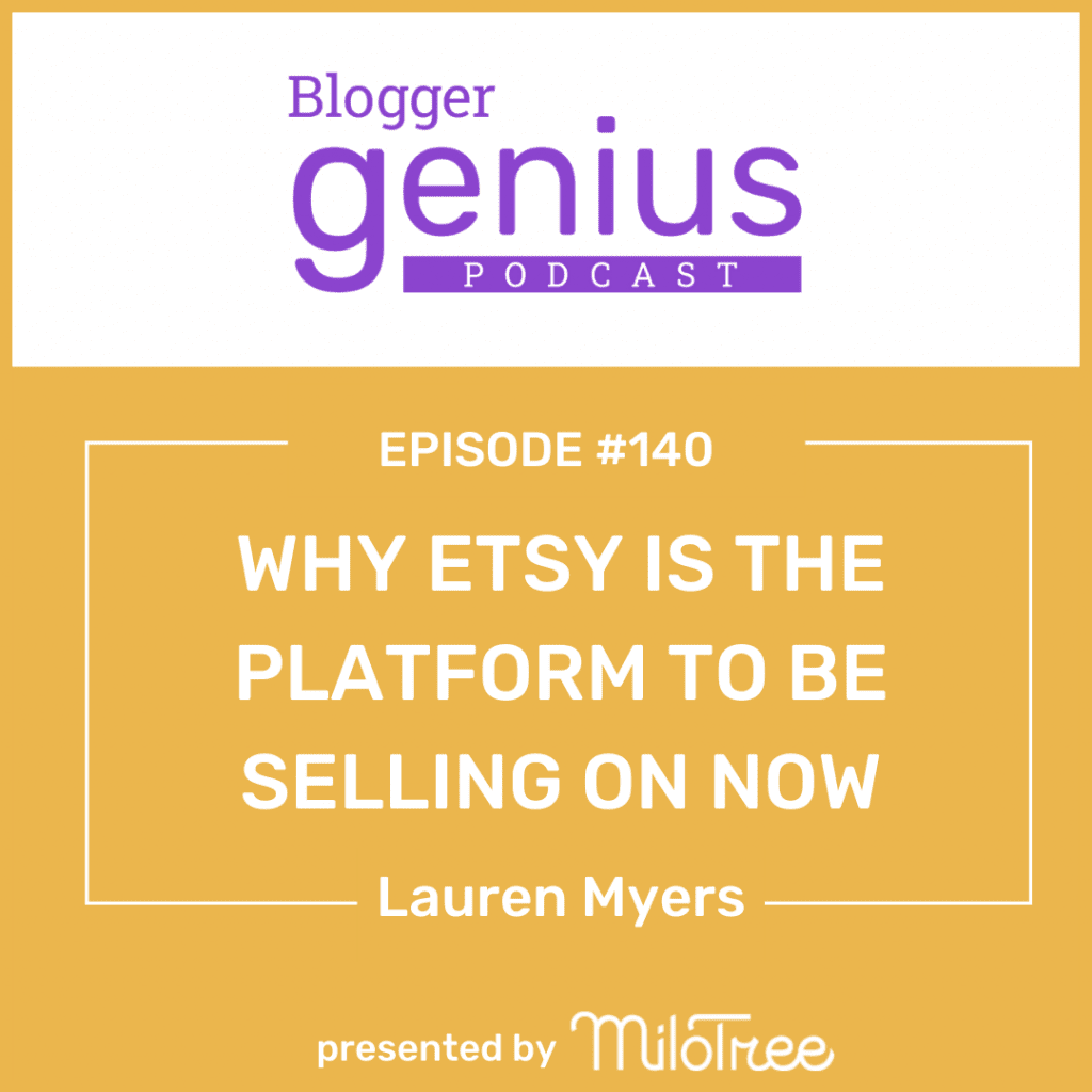 Why Etsy Is the Platform to Be Selling on Now | MiloTree.com