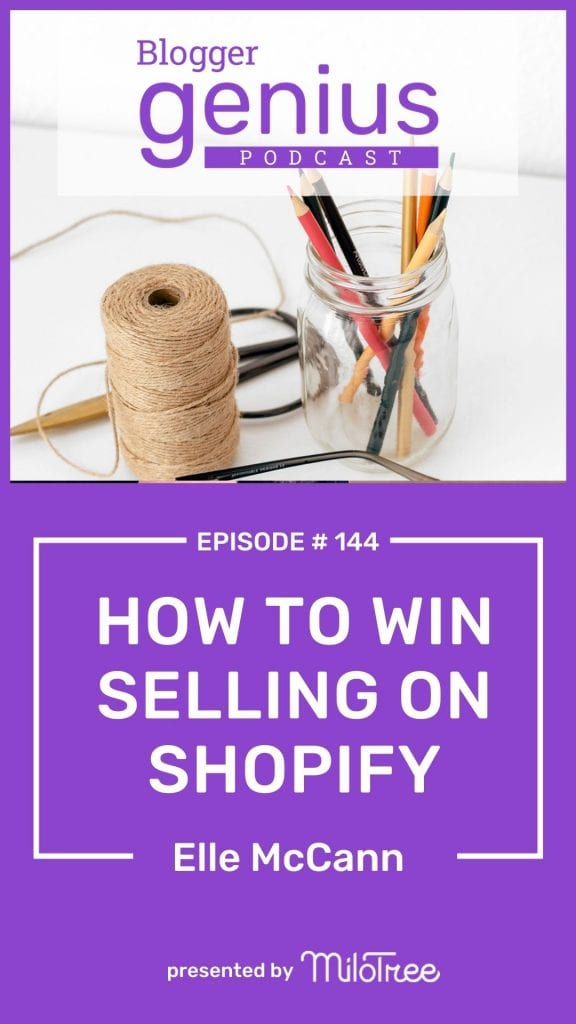 How to Win Selling on Shopify | bloggergenius.com