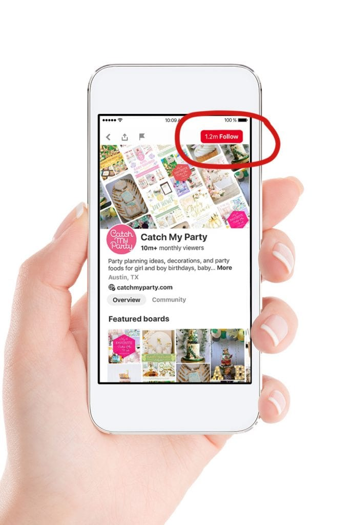 Followers Matter on Pinterest so Learn How to Get More! Try the MiloTree pop-up app to grow your real Pinterest followers effortlessly. | MiloTree.com