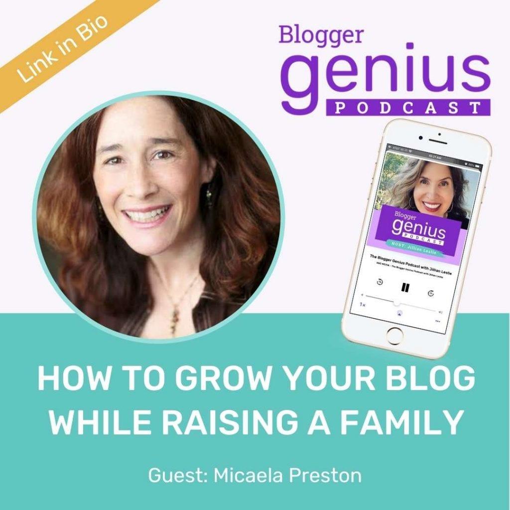 How to Grow Your Blog While Raising Kids | MiloTree.com