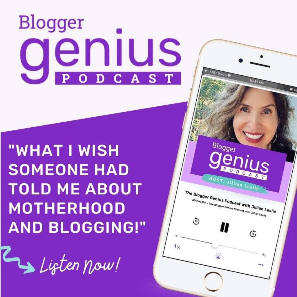 What I Wish Someone Had Told Me About Motherhood and Blogging   Milotree.com