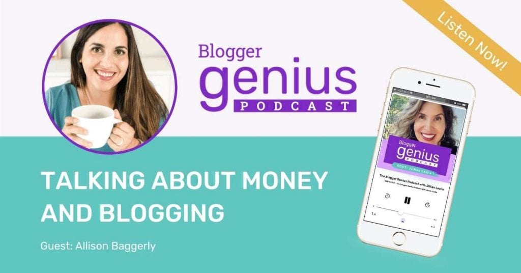 Talking About Money and Blogging | MiloTree.com